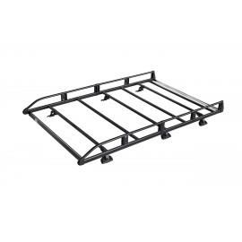 Galerie de toit en acier soudé série LV pour véhicule utilitaire