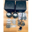 Kit complet serrure antivol utilitaire MERONI UFO3 Smart Duo