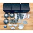 Serrure utilitaire MERONI UFO3 Nuovo Smart kit complet
