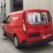Installation sur véhicule, Serrure antivol utilitaire MERONI UFO3 Nuovo Smart (1 serrure)