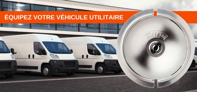 Équipez votre véhicule utilitaire